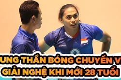 Aprilia Manganang - Hung thần của bóng chuyền Việt giải nghệ