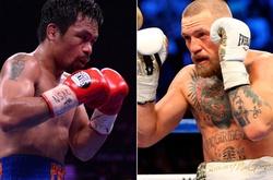 Manny Pacquiao xác nhận việc thượng đài cùng Conor McGregor vào năm 2021