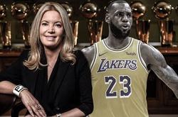 Bà chủ Los Angeles Lakers: Người phụ nữ quyền lực nhất NBA và canh bạc tất tay