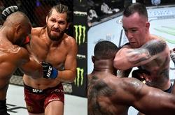 UFC ưu tiên tổ chức trận Jorge Masvidal vs Colby Covington