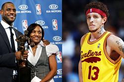 Delonte West: Từ nhân tình của mẹ LeBron James tới kẻ tâm thần vô gia cư