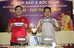 8 đội bóng tranh tài giải vô địch TP.HCM - Cúp Thiên Long 2020