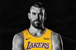 Choáng với mức lương Marc Gasol nhận ở LA Lakers