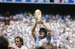 Tiểu sử Maradona cùng Argentina vô địch World Cup mấy lần?