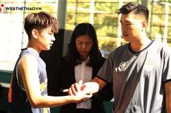 Bóng rổ học đường: Trọng tài cũng là một người thầy