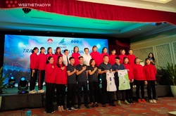 Bamboo Airways Vĩnh Phúc ra mắt NHM bằng trận đấu với đoàn quân của HLV Kim Huệ