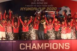 Bế mạc HPL-S8: Du Lịch lần đầu lên ngôi vô địch