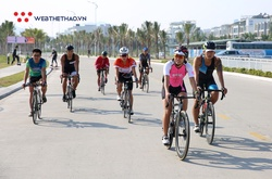 VĐV phong trào có thể trở thành tuyển thủ triathlon tham dự SEA Games 31