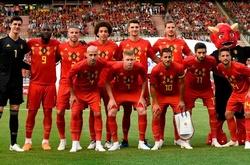 Đội hình tuyển Bỉ 2021 mới nhất