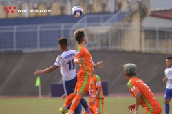 """Vòng 2 hạng Nhất 2021: Khánh Hoà lên """"đỉnh"""", Quảng Nam vẫn chưa biết thắng"""