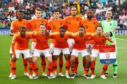 Đội hình tuyển Hà Lan 2021 mới nhất