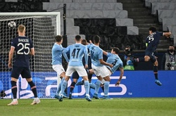 Kết quả bán kết cúp C1 hôm nay 29/4: PSG vs Man City