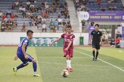 Các trụ cột Tuấn Sơn vắng mặt ở Hanoi Serie A vì... cách ly COVID-19