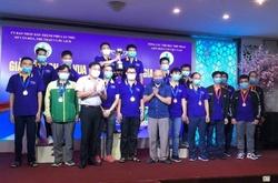 Giải Cờ vua đồng đội toàn quốc 2021 kết thúc sớm vì COVID-19