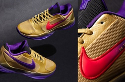 Cực phẩm Undefeated x Nike Kobe 5 Protro 'Hall of Fame': Một trong những di sản cuối cùng?