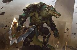 Cập nhật Tốc Chiến 2.2c: Tướng mới Renekton