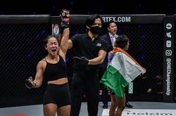 Bi Nguyễn tái xuất ONE Championship bằng trận thắng nhọc nhằn trước đối thủ Ấn Độ