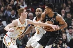 Nhận định NBA Playoffs: Atlanta Hawks vs Milwaukee Bucks (ngày 04/07, 7h30)
