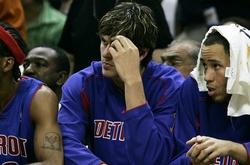 """Trai đẹp Darko Milicic người từng tuyên bố: """"Tôi còn giỏi hơn LeBron James"""""""