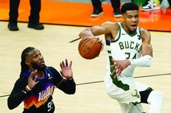 Nhận định NBA Finals G3: Milwaukee Bucks vs Phoenix Suns (ngày 12/07, 8h00)