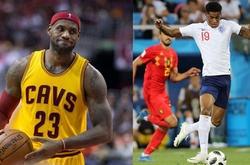 """LeBron James vô đối trong danh sách """"VĐV bị ghét nhất thế giới"""""""