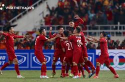 Ông Park bất bại cùng tuyển Việt Nam trên sân Mỹ Đình