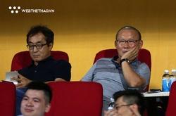 Khi V.League mới là bệ phóng giúp ông Park thăng hoa cùng tuyển Việt Nam