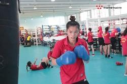 """Niềm hi vọng boxing Nguyễn Thị Tâm: 8 tháng không """"đấm đã tay"""" trước ngày thượng đài Olympic"""