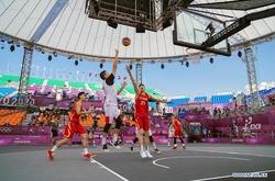 Kết quả thi đấu bóng rổ ngày đầu tiên Olympic 2021: Mỹ và Serbia lên tiếng