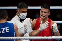 Kết quả Boxing Olympic Tokyo hôm nay: Văn Đương thắng nghẹt thở