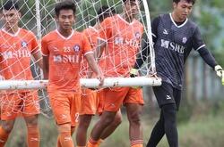 Ca nhiễm COVID-19 từng đến sân tập, cầu thủ Đà Nẵng vẫn an toàn