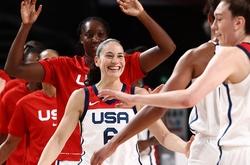 Mỹ nối dài mạch bất bại khủng, đoạt HCV bóng rổ nữ Olympic thứ 7 liên tiếp