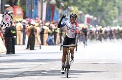 Loic Desriac đoạt áo Vàng chung cuộc giải đua xe đạp tranh Cúp truyền hình HTV 2021