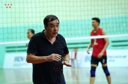 HLV Bùi Quang Ngọc: Bóng chuyền trẻ là niềm đam mê bất tận
