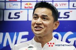 """Kiatisuk """"hiến kế"""" giúp Thái Lan đánh bại UAE, vượt mặt ĐT Việt Nam"""