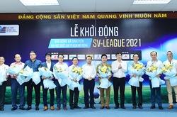 SV-League khởi động mùa giải 2021
