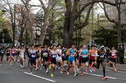 Nhật Bản tổ chức giải chạy trên cung đường thi marathon Olympic Tokyo 2020