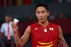Kết quả cầu lông Olympic mới nhất: Số 1 thế giới Momota bị loại