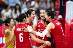 Bảng thành tích của 12 đội bóng chuyền nữ tại Olympic Tokyo 2021