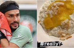 Các sao tennis dự  Australian Open chê đồ ăn quá tệ