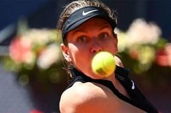 Kết quả tennis Madrid Open mới nhất:Cựu vô địch Halep thua đau!