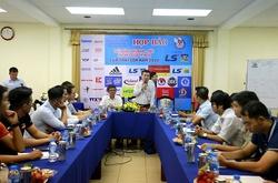 Hào hứng khởi tranh giải bóng đá hội nhà báo TP.HCM 2020