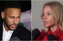 Neymar gặp rắc rối khi người mẫu Brazil sang tận Paris kiện tội hiếp dâm
