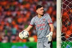 Đặng Văn Lâm khởi đầu mùa giải mới bết bát cùng Muangthong United