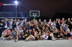 Fudo 3x3 United League: Giải đấu gắn kết tình chị em