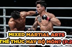 Mixed Martial Arts - Thể thức thi đấu hay bộ môn võ thuật (P.2)