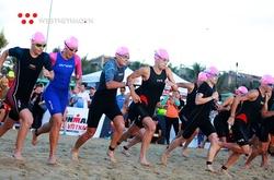 Cuộc thi triathlon lận đận nhất Việt Nam