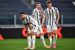 Ronaldo và Juventus không thể tự định đoạt suất dự Champions League