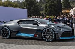 """Chiêm ngưỡng vẻ đẹp của siêu xe """"chưa xuất xưởng đã bán sạch"""" Bugatti Divo"""