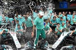 Thành viên đội Mercedes được chia khoản tiền khổng lồ sau chức vô địch thế giới